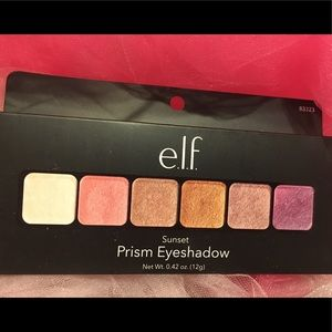 ELF Prism Eyeshadow Palette in SUNSET -NIB-